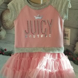 18m Juicy Couture 2pc Outfit